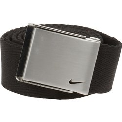 Men's Swoosh Single Web Belt
