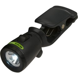 LED Mini Clamplight Flashlight