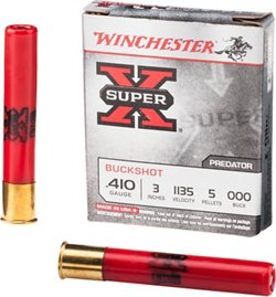 Winchester Super-X .410 Bore Shotshells