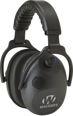 Walker's Alpha Muffs SSL Electronic Earmuffs