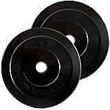 CAP Barbell Bumper Plates 2-Pack