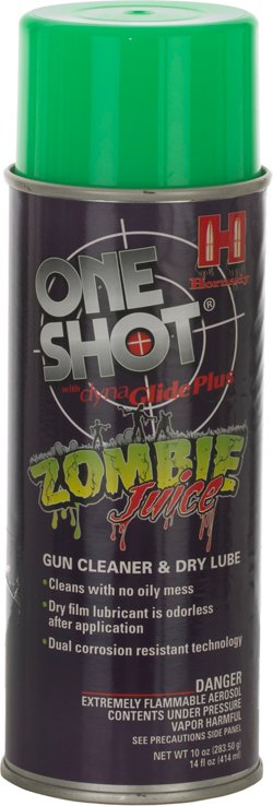 Hornady 10 oz. One Shot Zombie Juice Lube