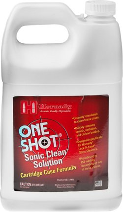 One Shot® Sonic Clean™ 1-Gallon Cartridge Case Formula Solution