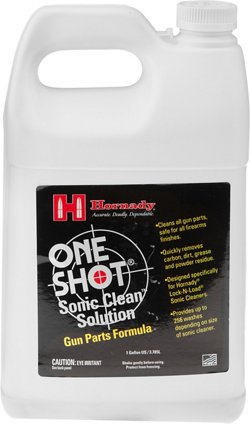 One Shot® Sonic Clean™ 1-Gallon Gun Parts Formula Solution