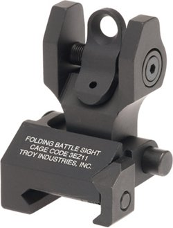 Troy Rear Folding Battle Sight