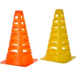 Brava™ Soccer Sports Cones 24-Pack