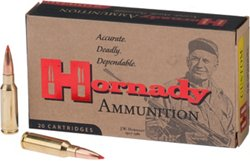 Hornady SST® 6.5 mm Grendel 123-Grain Rifle Ammunition