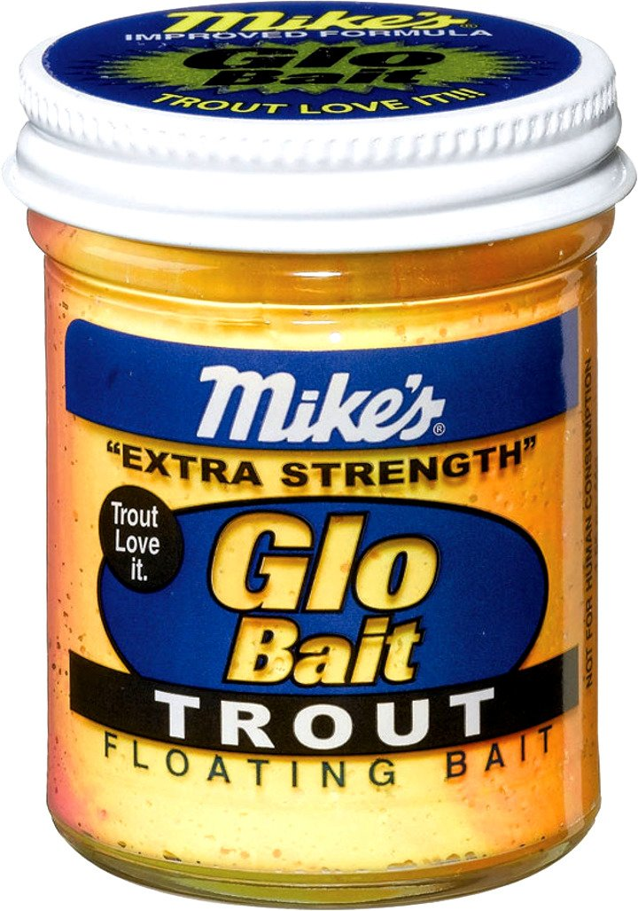 Mike's Glo Bait Floating Trout Baits