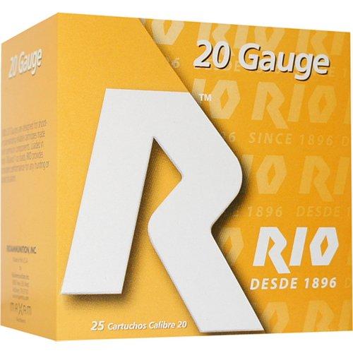 Rio Game Load 20 Gauge  7.5 Shotshells