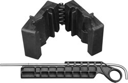 Wheeler® Engineering Delta Series AR-15 Upper Vice Block Clamp