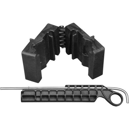 Wheeler® Engineering Delta Series AR-15 Upper Vice Block Clamp