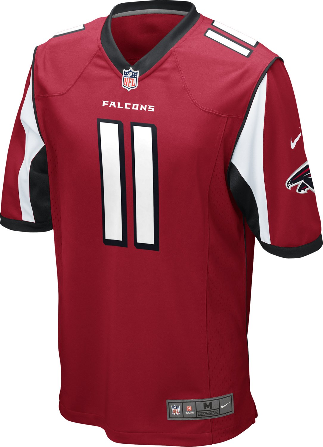 e7e219893288 Display product reviews for Nike Men s Atlanta Falcons Julio Jones Game  Jersey