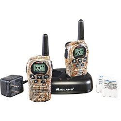 ALR5MO 2-Way Radios 2-Pack