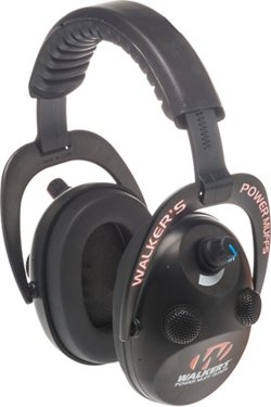 Walker's Elite Power Muff Quad Electronic Earmuffs