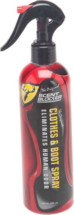 Scent Blocker Original Formula 12 oz. Scent Eliminator