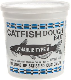 Catfish Charlie Original Catfish Dough Bait