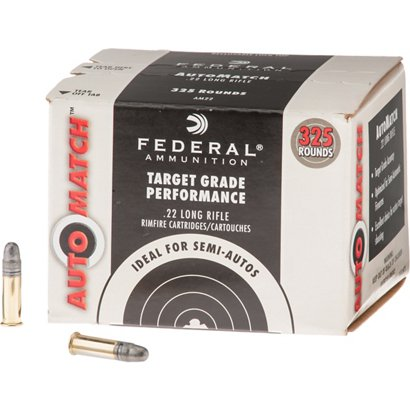 federal premium champion automatch 22 lr 40 grain rimfire