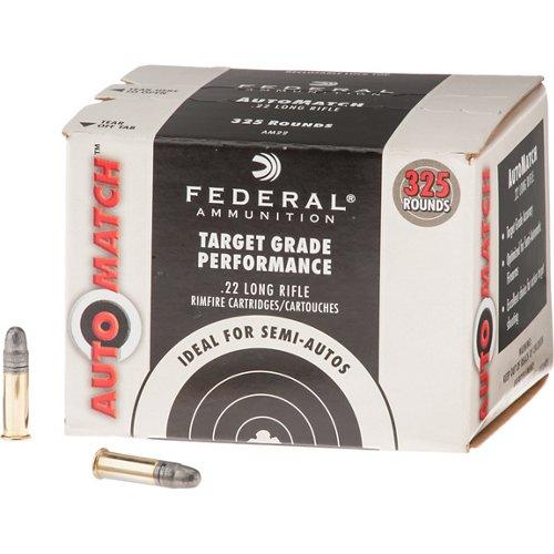 Federal Premium® Champion™ AutoMatch .22 LR 40-Grain Rimfire Ammunition