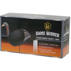 Game Winner® Upright Hen Turkey Decoy