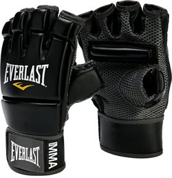 Everlast® Synthetic Leather MMA Kickboxing Gloves
