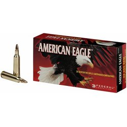 Federal Premium® American Eagle® .22-250 Remington 50-Grain Centerfire Rifle Ammunition
