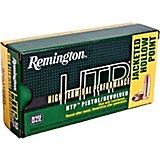 Remington HTP 9mm Luger 147-Grain Centerfire Pistol and Revolver Ammunition