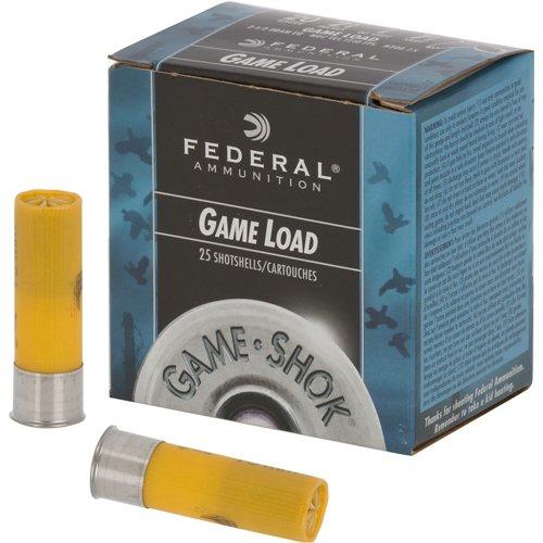 Federal Premium® Game-Shok® 20 Gauge Upland Game Shotshells