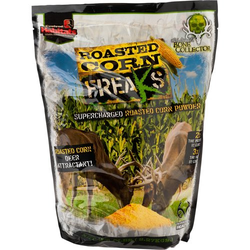 Evolved Habitats Roasted Corn Freaks™ 5 lb. Deer Feed Attractant