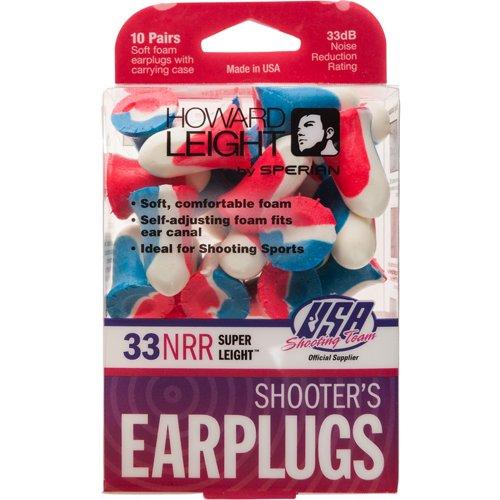 Howard Leight Super Leight USA Earplugs