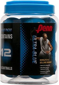 PENN® Ultra-Blue Racquetballs 12-Pack