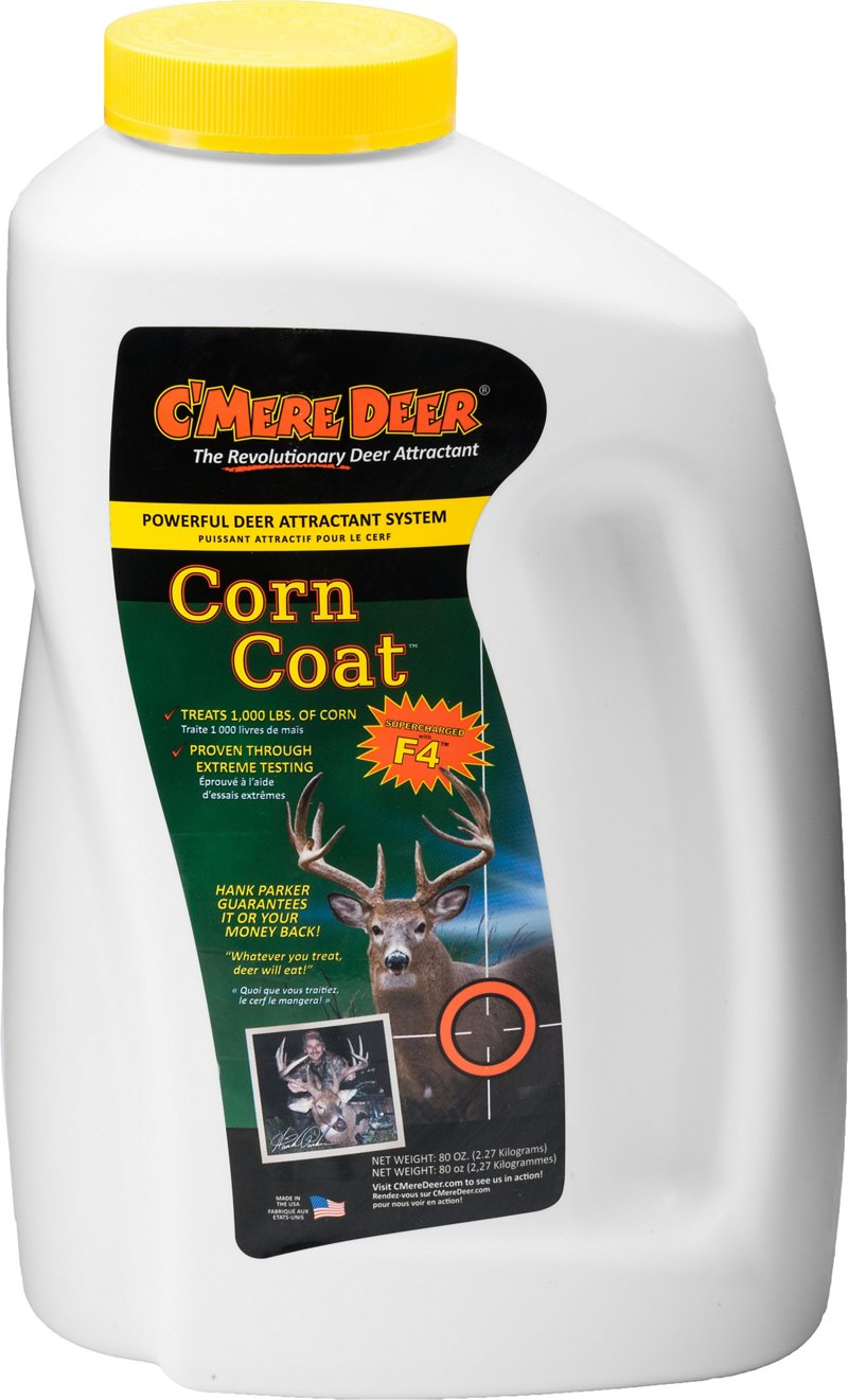 C'Mere Deer® Corn Coat 80 oz. Deer Attractant 000 - Game Feed And Supplements at Academy Sports thumbnail