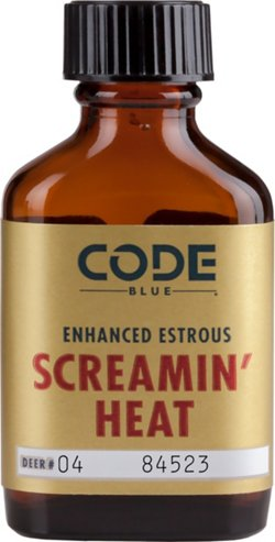 Code Blue Screamin' Heat 1 oz. Enhanced Estrous