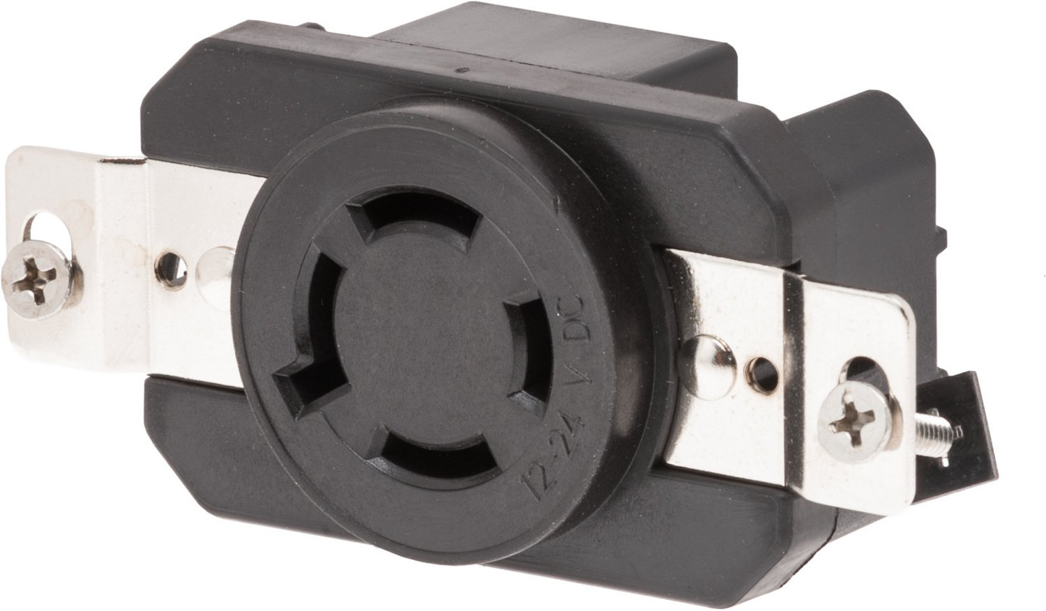 display product reviews for marine raider 4-prong female trolling motor  receptacle