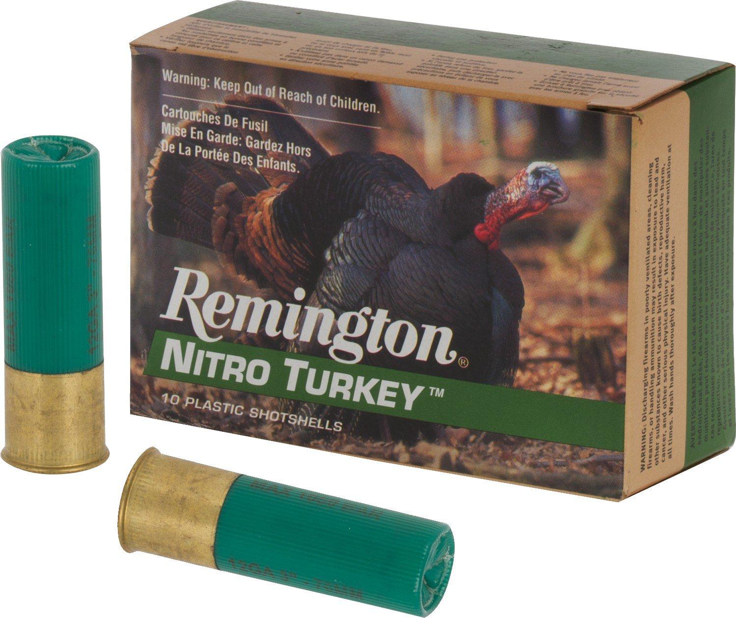 Remington Nitro Turkey Magnum Loads 12 Gauge Shotshells