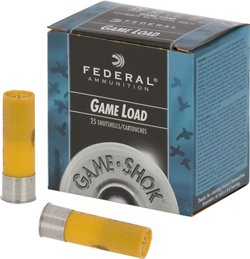 Federal Premium® Game-Shok® 20 Gauge Upland Game Shotshells