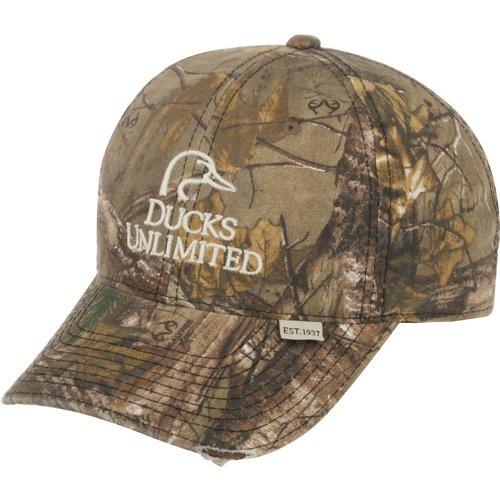 Ducks Unlimited Men's Xtra Camo Cap
