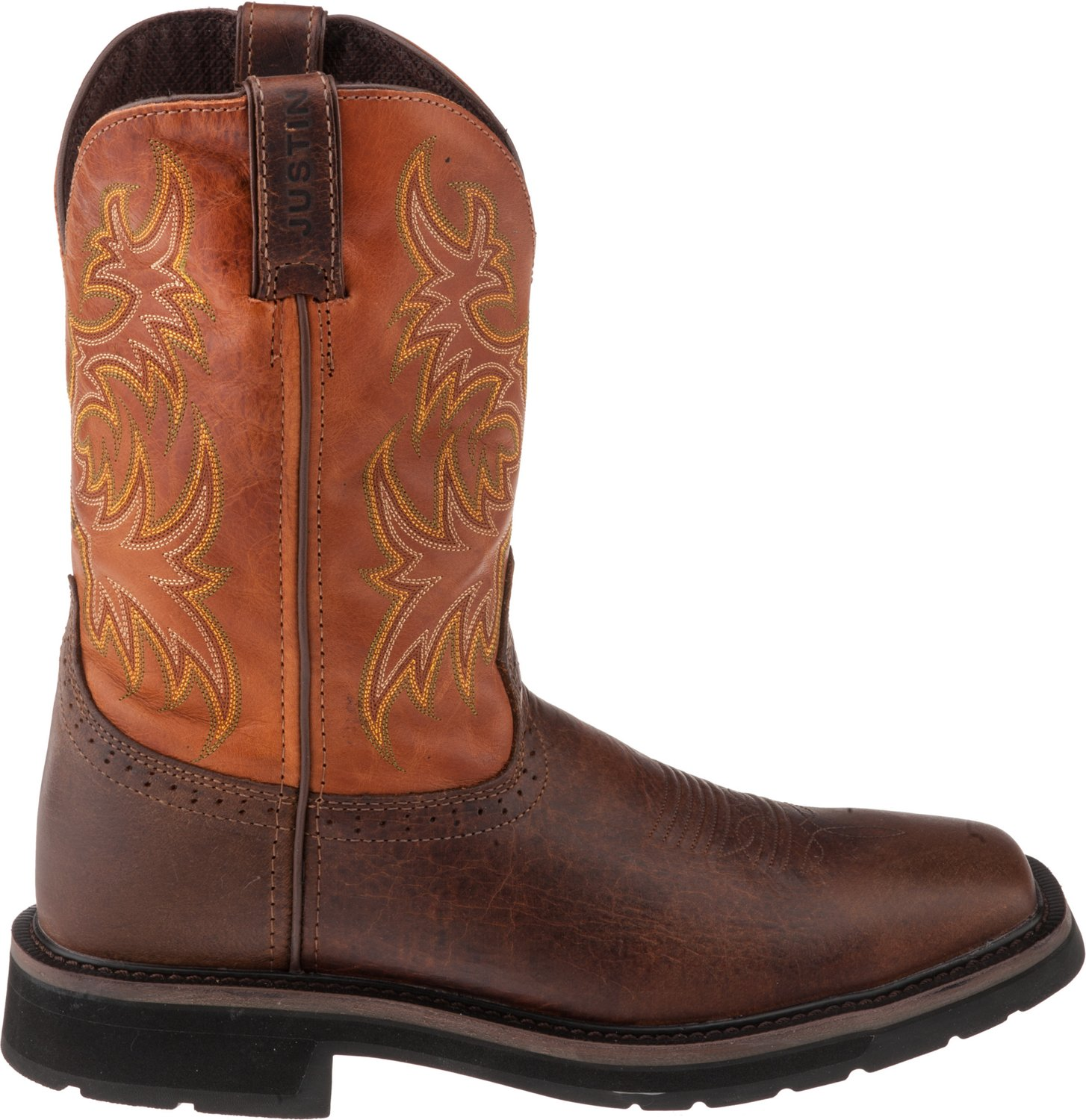 1ce669f29b42a2 Display product reviews for Justin Men s Rugged Wellington Work Boots