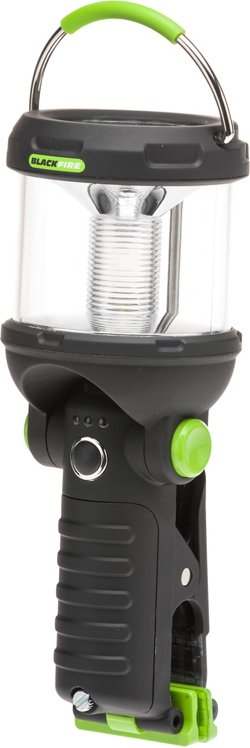 Blackfire Clamplight LED Lantern and Flashlight Combo