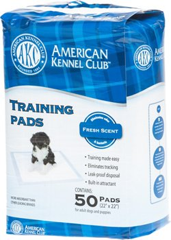 American Kennel Club Training Pads 50-Pack