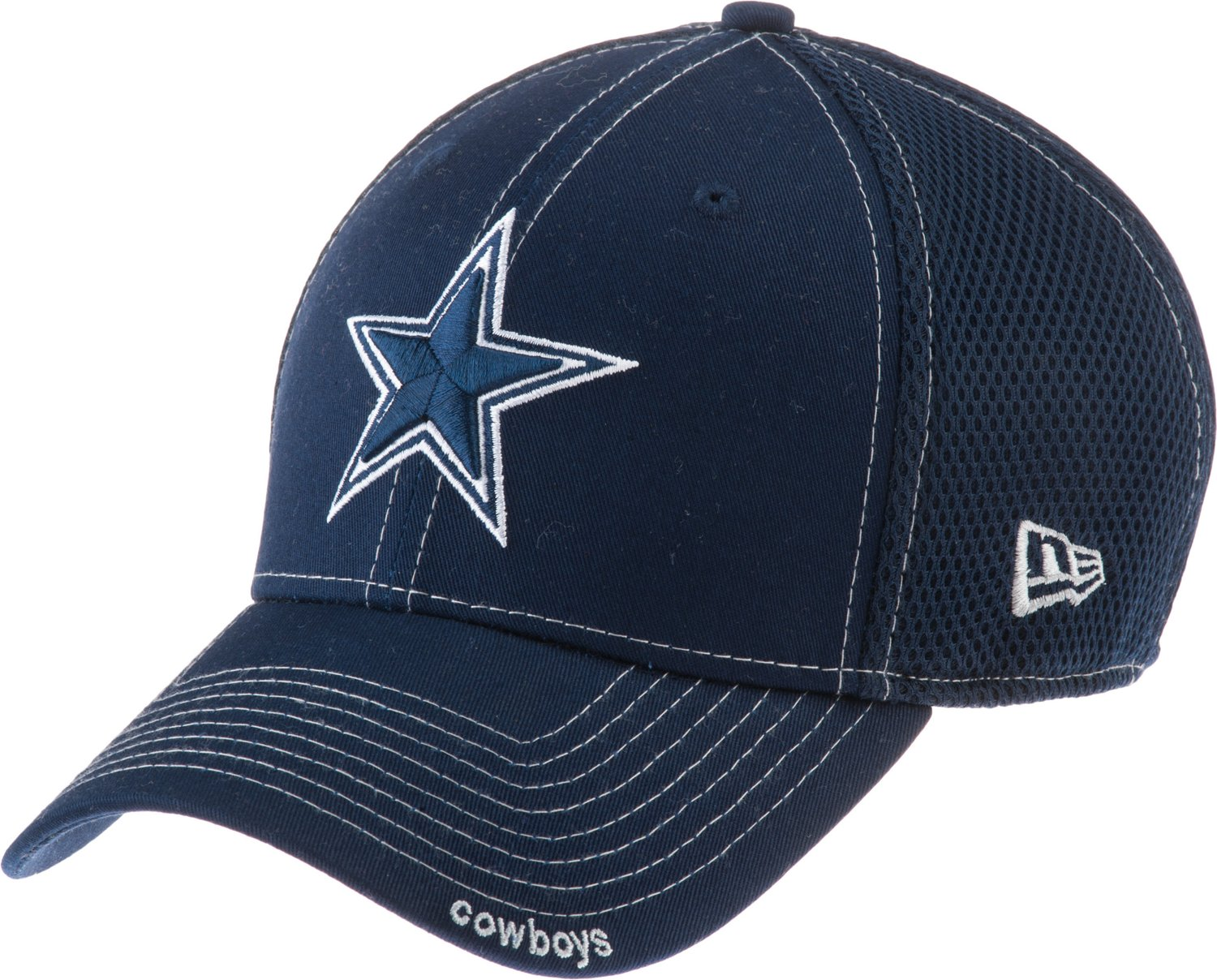 24030d1685f Display product reviews for New Era Men s Dallas Cowboys 39Thirty Team Neo  Cap