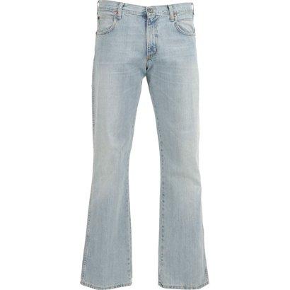 daee097fba ... Wrangler Retro Men s Mid Rise Boot Cut Jean. Men s Pants. Hover Click  to enlarge