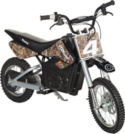 Razor® Adults' Dirt Rocket MX500 Camo Electric Dirt Bike