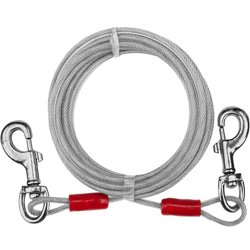 20' Containment Medium Dog Tie-Out Cable