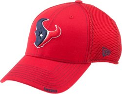 New Era Men's Houston Texans 39THIRTY Neo Cap