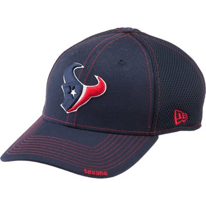 e1c38172904 New Era Men s Houston Texans 39THIRTY Neo Cap
