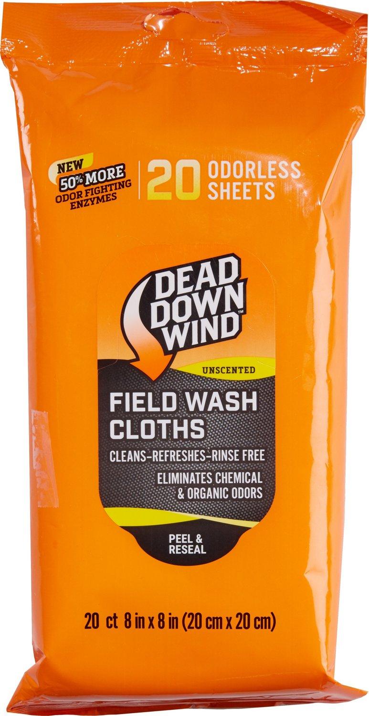 Dead Down Wind Field Wash Cloths 20-Pack