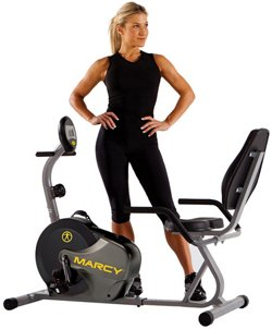 Marcy 716 Recumbent Exercise Bike