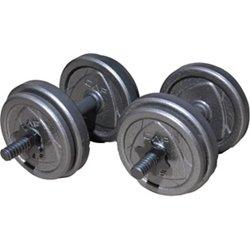 36 lb. Cast Alternative Weight Set