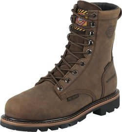 Men's Wyoming EH Steel Toe Lace Up Work Boots