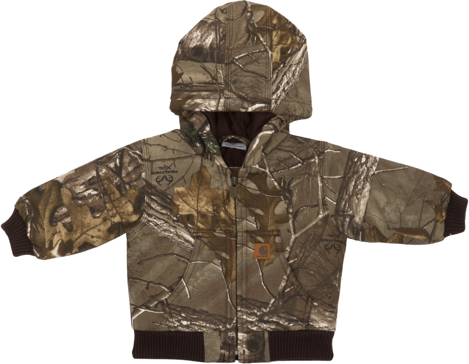 e28312ab3d2 Display product reviews for Carhartt Toddlers' Camo Active Jacket